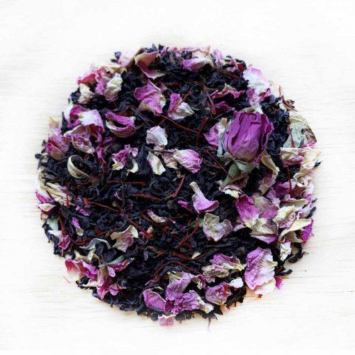 Happy saffron tea